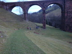 013..Singing under the Lune Viaduct?