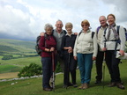 003.Group pose outside Kettlewell.