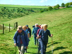 The Wolds Way 2011